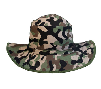 COMING SOON! The Funky Bucket by Swimlids Camo