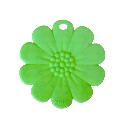 Kosy Green Silicone Trivet (23 cm)