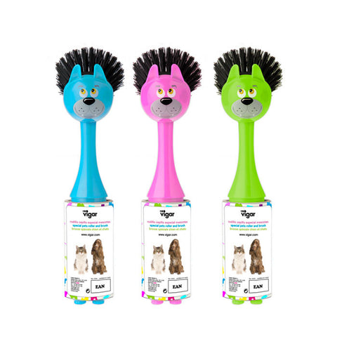 """Dog"" Pets Adhesive Roller & Brush"