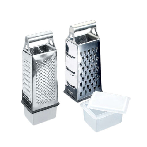 """Grate 'N Store"" Grater With Container 9.5"""