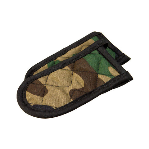 Set of 2 Hot Handle Holders, Camouflage