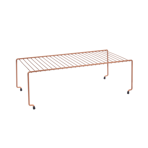 Brooklyn Copper Stackable Shelf