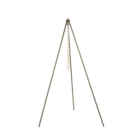 Adjustable Camp Tripod 40–60 inches Tall