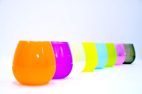 Silicone Glass ( Set of 2)