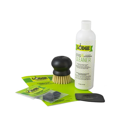 Lodge Enamelled & Stoneware Care Kit