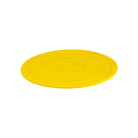 7.25 Inch Deluxe Round Silicone Trivet