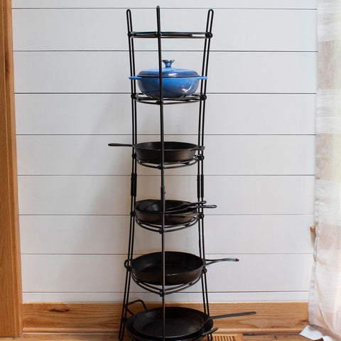 Lodge Cookware Storage Tower