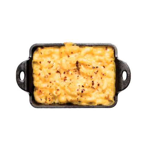 Heat Treated Cast Iron Rectangle Mini Server 10 Ounce