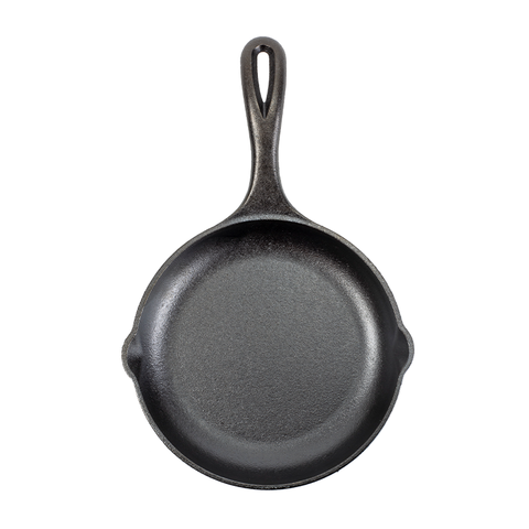 Chef Collection 8 Inch Cast Iron Skillet