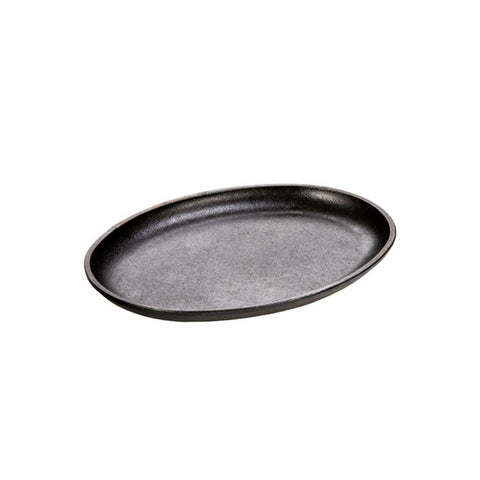 Handleless Oval Serving Griddle 10 Inch x 7.5 Inch