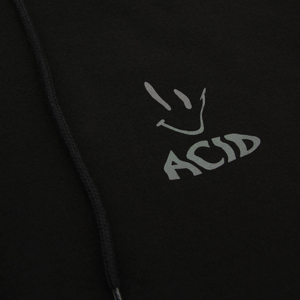 ACID Trippy Reflective Hoodie, Sweatshirts, The Internatiiional, SUPERCONSCIOUS BERLIN- SUPERCONSCIOUS BERLIN