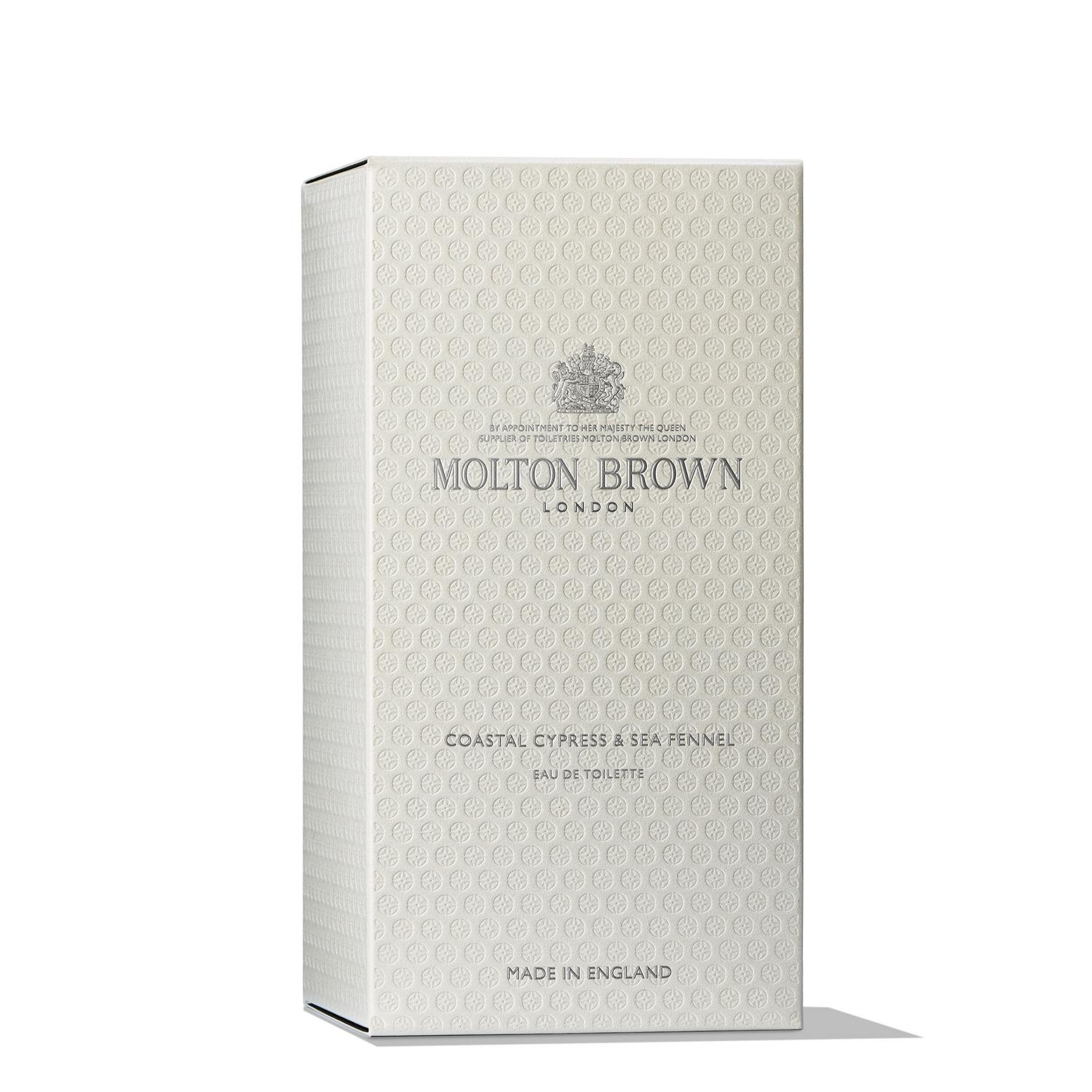 Coastal Cypress & Sea Fennel Eau de Toilette 50 ml, Fragrances, MOLTON BROWN, SUPERCONSCIOUS BERLIN- SUPERCONSCIOUS BERLIN
