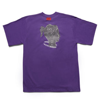 Delta Purple Profil T-Shirt - SUPERCONSCIOUS BERLIN