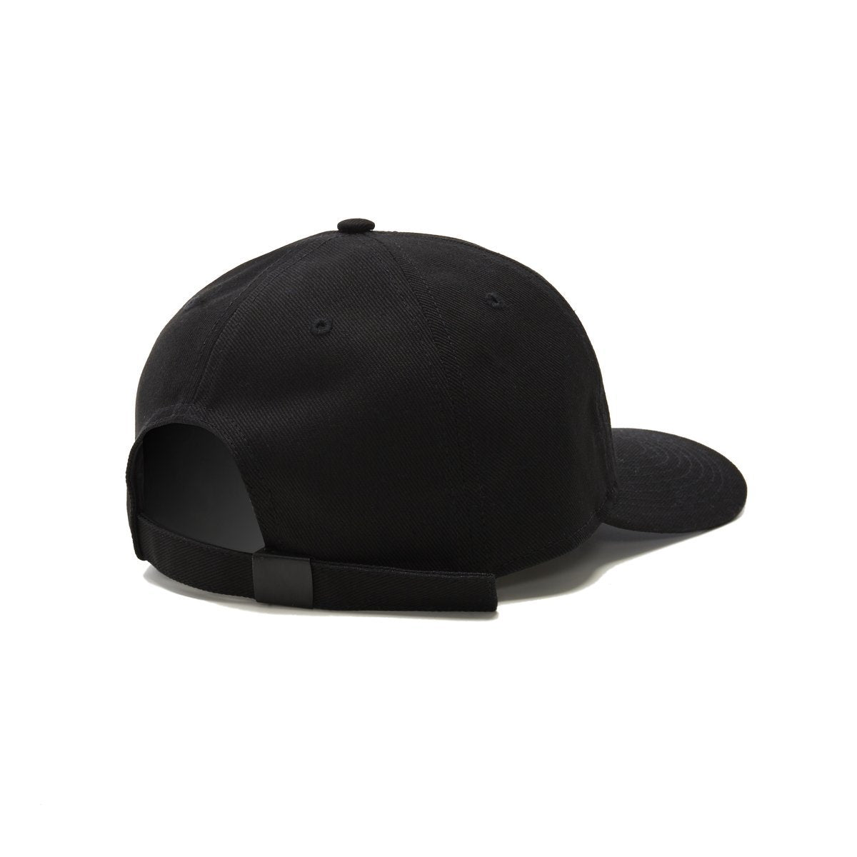 Embroidered Core Logo Cap Black - SUPERCONSCIOUS BERLIN