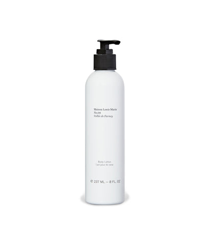 No.09 Vallée de Farney - Body lotion 237ml, Cosmetic, Maison Louis Marie, SUPERCONSCIOUS BERLIN- SUPERCONSCIOUS BERLIN