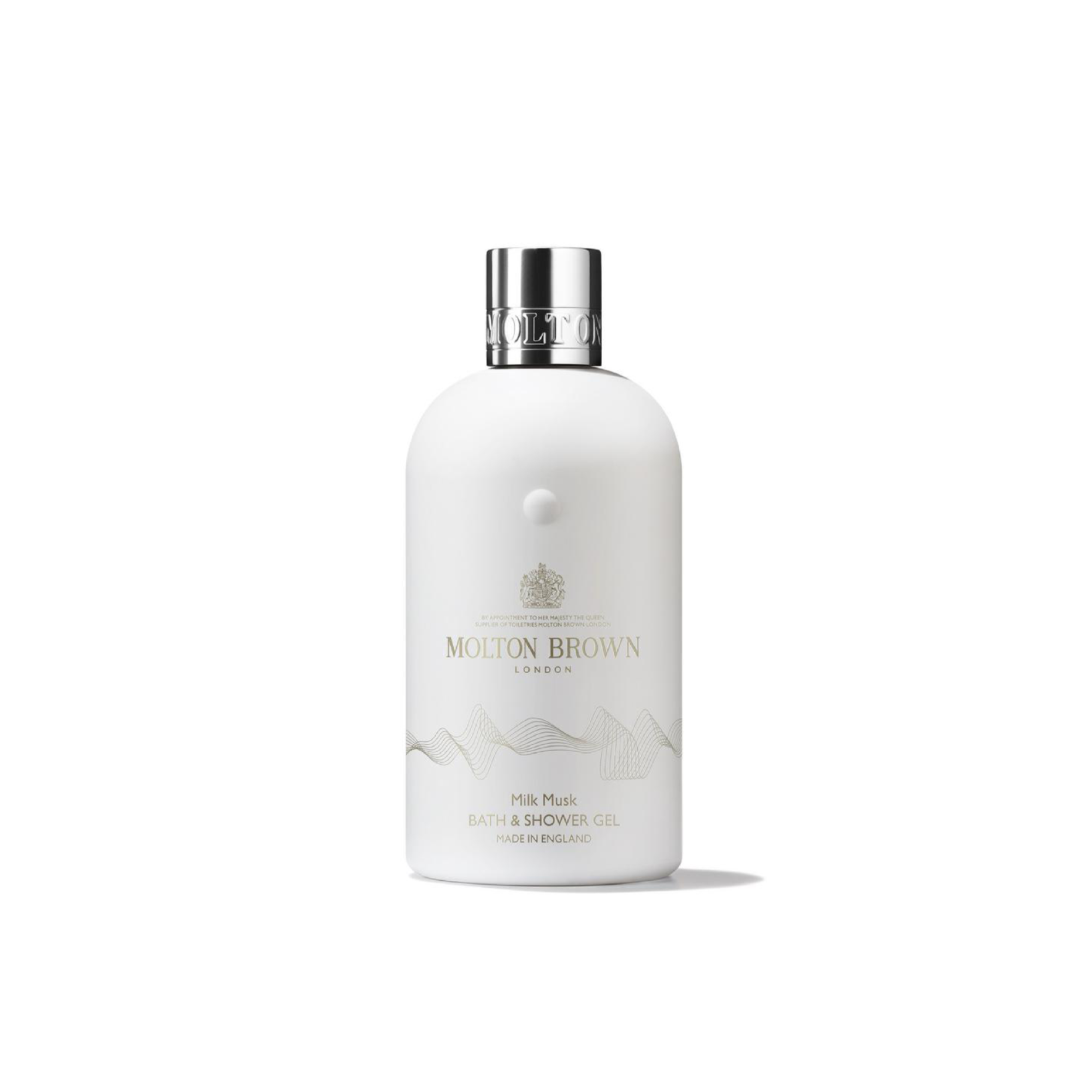 Milk Musk Bath & Shower Gel, Cosmetic, MOLTON BROWN, SUPERCONSCIOUS BERLIN- SUPERCONSCIOUS BERLIN