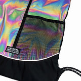 The Intl. x Junction Reflective Gym Sack - SUPERCONSCIOUS BERLIN