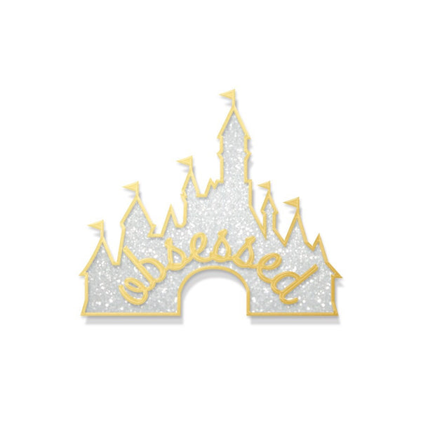Jolly DisneyFreak pin- silver