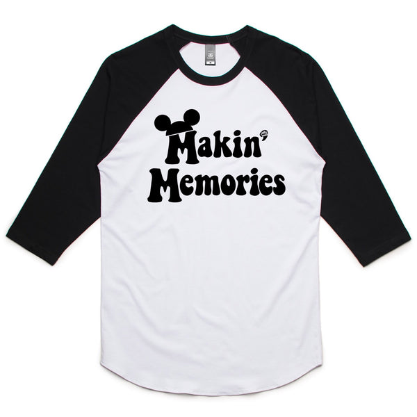 Jolly Makin' Memories KID-ADULT raglan