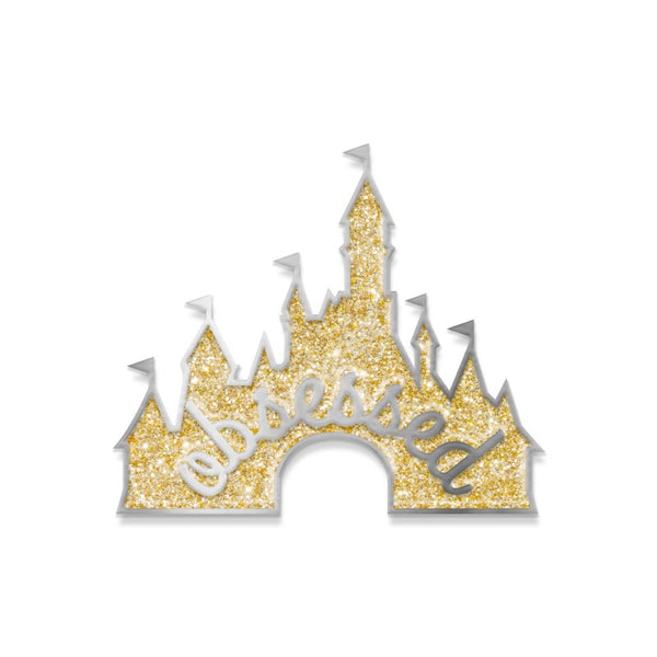 Jolly DisneyFreak pin- gold