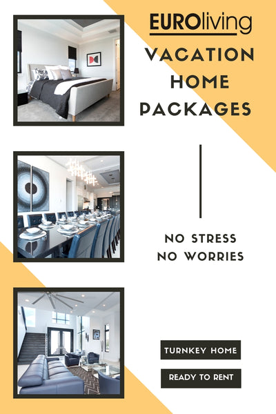 Vacation Home Furniture Packages
