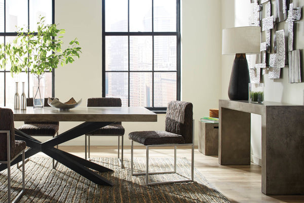 Hunter Concrete Dining Table