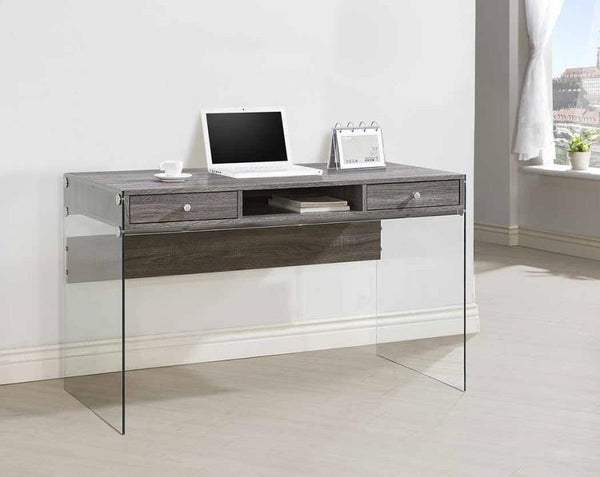818 Office Desk - Euro Living Furniture