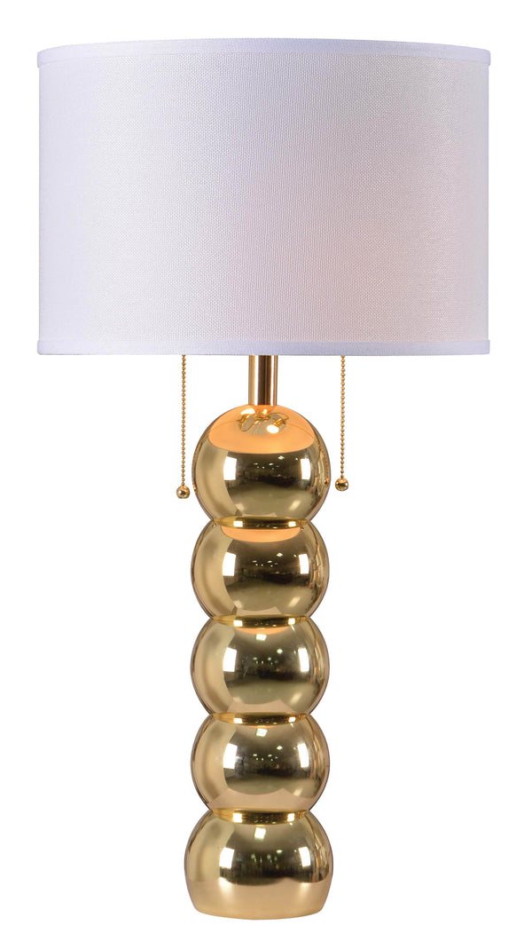 Bonny Table Lamp - Gold