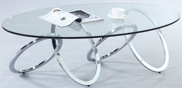 Link Oval Coffee Table