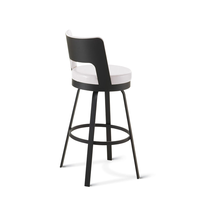 Brock swivel stool - Euro Living Furniture