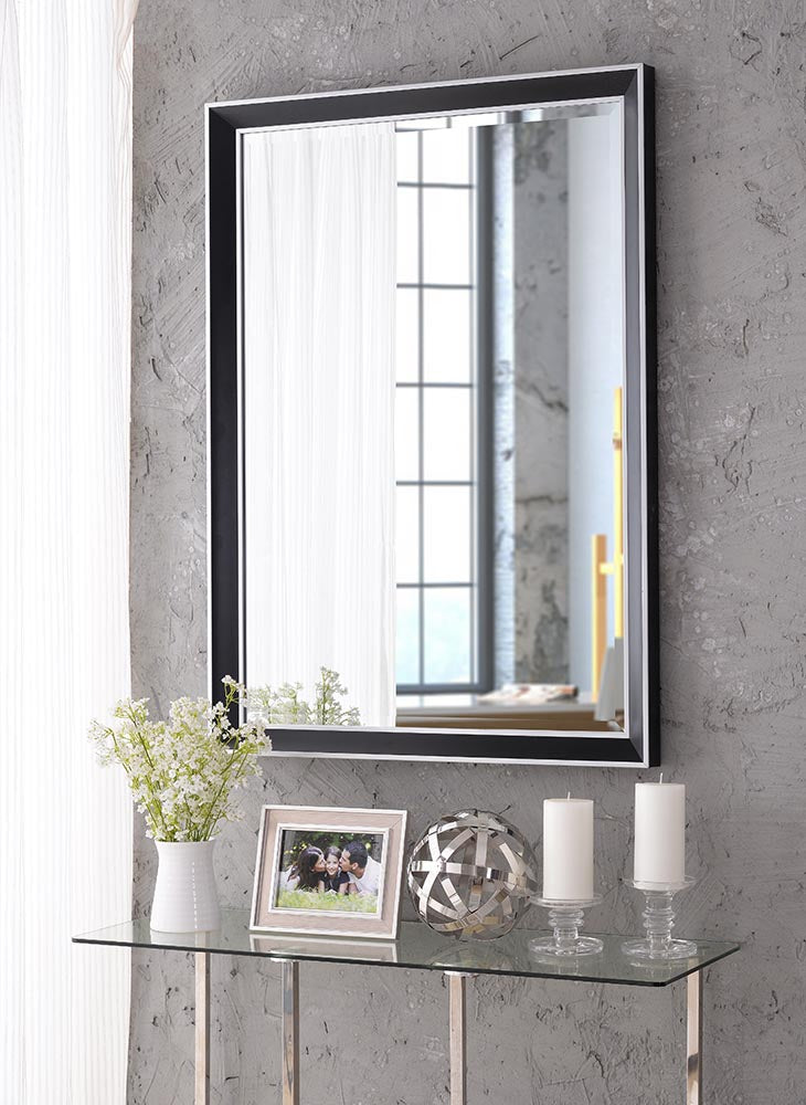 Bau Mirror - Euro Living Furniture
