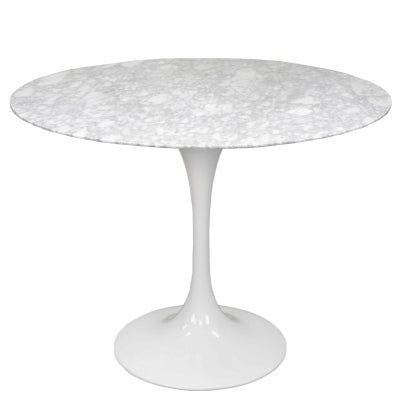 "Alina 39"" Round Table - Euro Living Furniture"