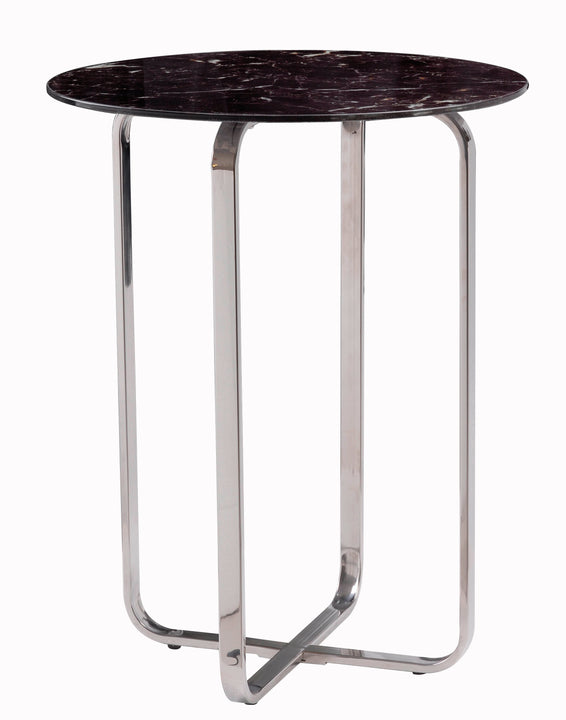 Arden Side Table - Euro Living Furniture