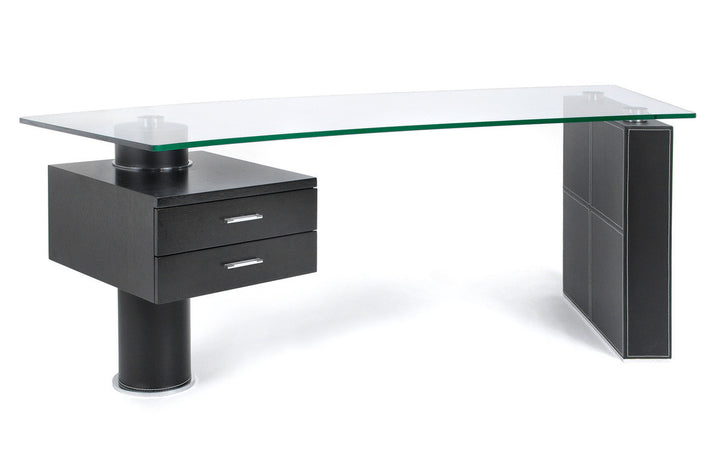 Trapeze Desk - Euro Living Furniture