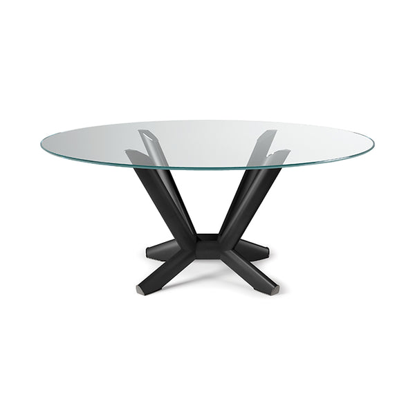 "Planer Round Dining Table - 71""Dia"