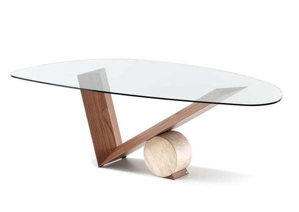 "Valentino Dining Table - 94""W"