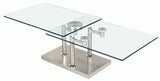 8164 Tempered Glass - Euro Living Furniture