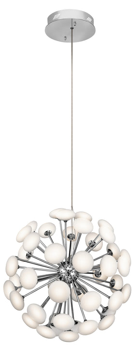 Kotton™ – Model 83279 Chandelier - Euro Living Furniture