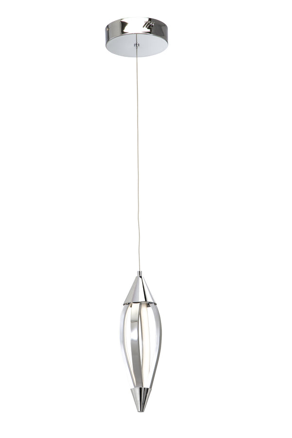 Meridian™ – Model 83484 LED Mini Pendant - Euro Living Furniture