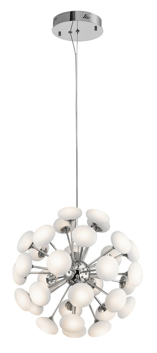 Kotton™ – Model 83694 LED Chandelier - Euro Living Furniture