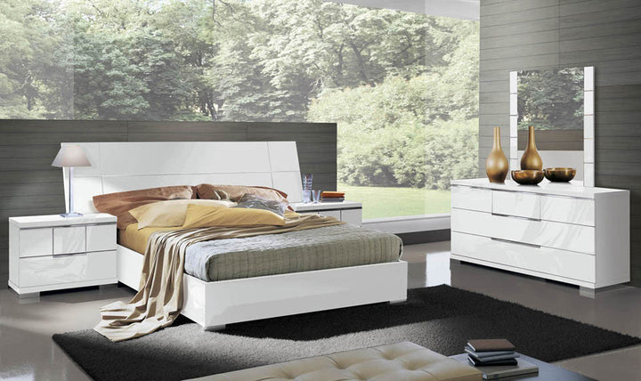 Asty Bedroom Collection - Euro Living Furniture