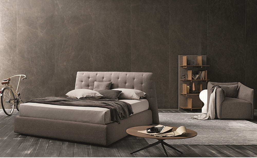 Atrium Storage Bed - Euro Living Furniture