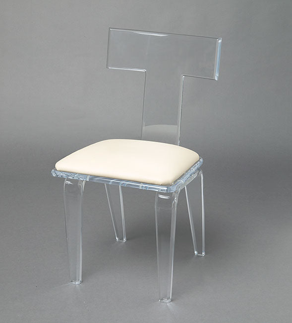 SOPHY ACRYLIC CHAIR