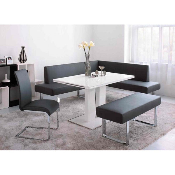 Amanda Dining Table - Euro Living Furniture
