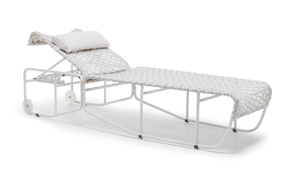 ARIA CHAISE LOUNGE - Euro Living Furniture
