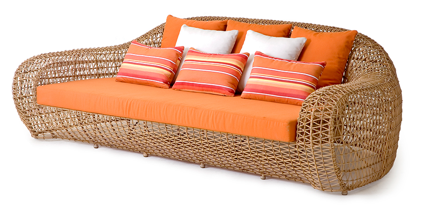 BALOU DAYBED - Euro Living Furniture