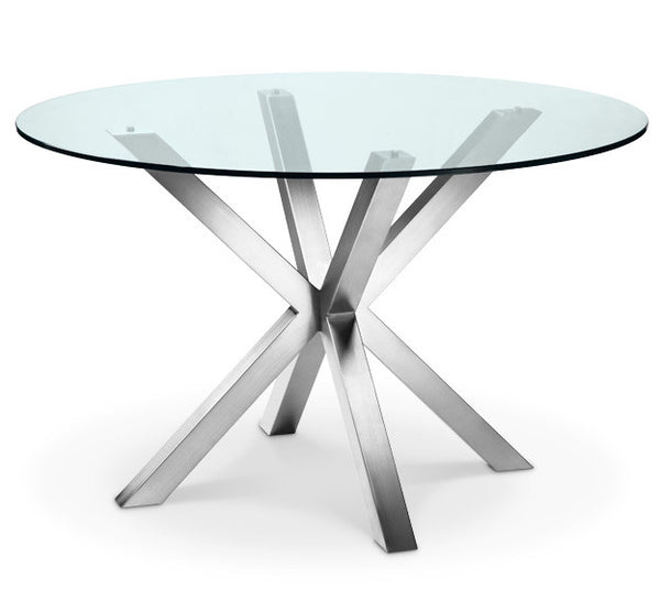 BERTA ROUND DINING TABLE