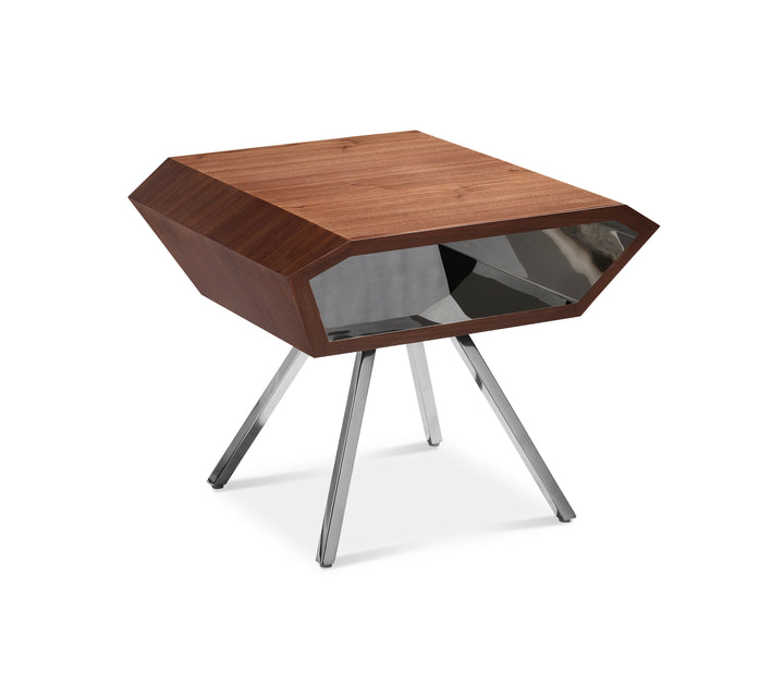 BEN END TABLE - Euro Living Furniture