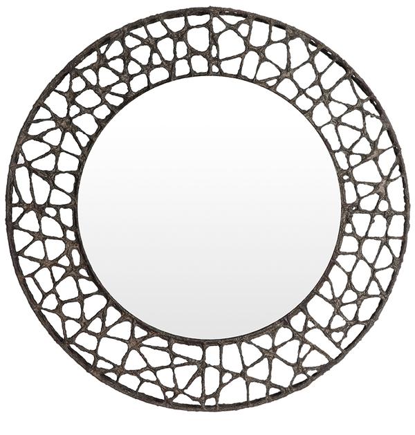 C U C ME MIRROR (ROUND) - Euro Living Furniture