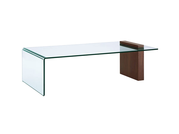 Bruno Walnut Coffee Table